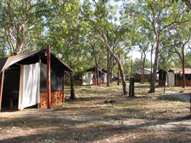 Bodeidei Camp Tents