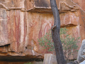 Katherine Gorge Rock Art