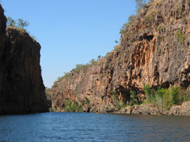 Katherine Gorge - Second Gorge